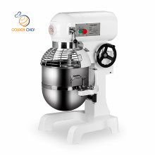 3 Types Of Agitator Hot Seller Pastry Equipment 40L/Industrial Mixer for bakery