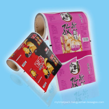 Zx Factory Price Automatic Packaging Film