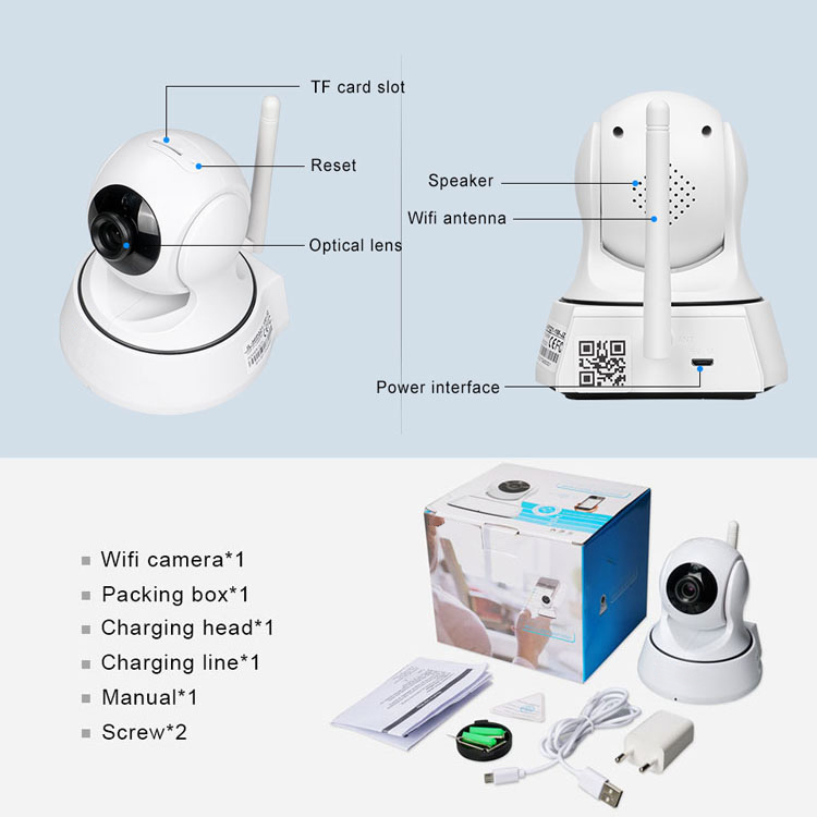 home 720p camera