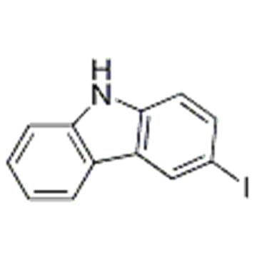 9H-Carbazole, 3-iodo CAS 16807-13-9