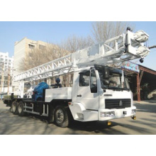 Truck Mounted Drilling Rig (GC400ZYII)