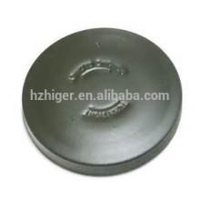 producción de tapas de aluminio