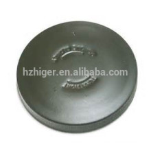 produção de tampas de alumínio