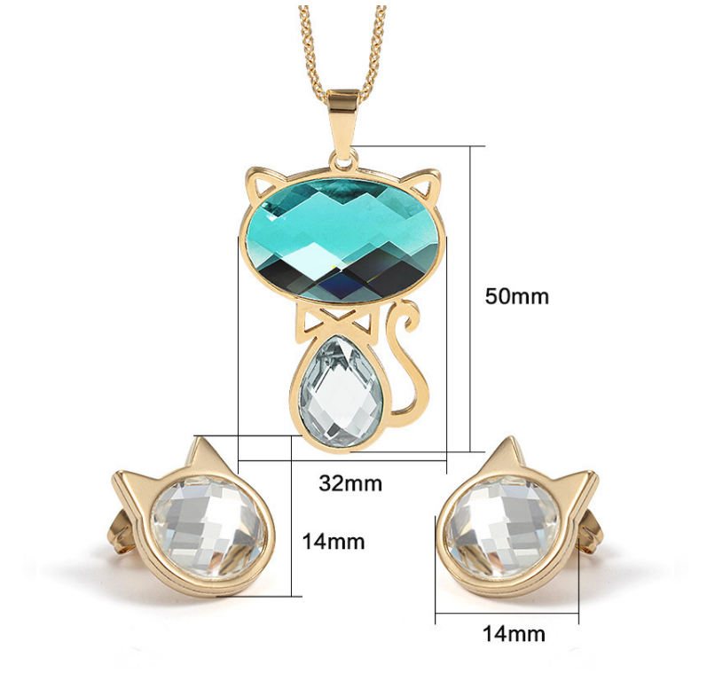 Women's Jewelry Sets Design