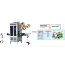 China-Herstellung Flaschen-Hülsen-Maschine (TBJ-200-800)