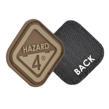 Bonne qualité et auto-adhésif pvc caoutchouc 3d patch pour manteau