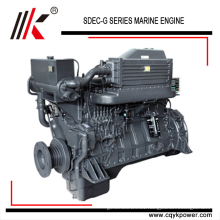 China supplier SC27G 4stroke marine engine diesel 450hp used boat sea