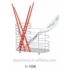 High quality metal fork holder and knife rack