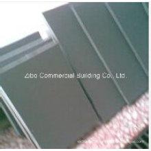 Panneau rigide gris de haute qualité de PVC avec la matière première 100%