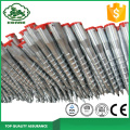 Galvanized No Dig Flag Ground Screw