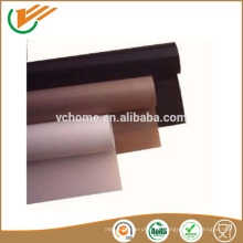 Precio atractivo PTFE recubierto de tela de fibra de vidrio tejido de teflón tejido ptfe precio de la tela de fibra de vidrio