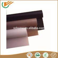 Prix attractif Tissu en fibre de verre en PTFE revêtu de teflon en tissu de fibre de verre ptfe