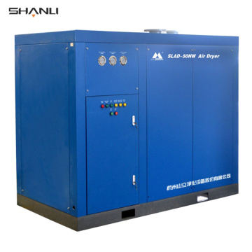 China Top 1 energy saving hot sale 768Nm3/h air cooled refrigerated air dryer for air compressor