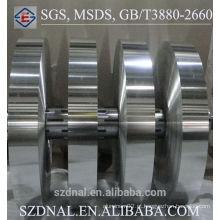 Fita de alumínio de troca de calor de série série 3000