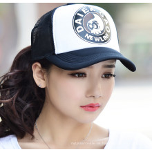 2016 Stil Kontrast Baumwolle Baseball Cap