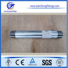 EN BS Standard Carbon Steel Pipe Nipple