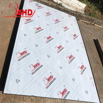 Hoge hardheid HDPE Sheets Sheet Boards