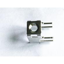 Terminal de piezas de estampado de alta calidad con inserción roscada de acero