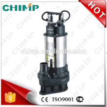 CHIMP V750Q 2 inch 1 hp sewage submersible water pump specifications