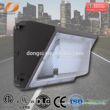 Semi-cutoff 40~100W LED wall pack light with heat-sink cooler