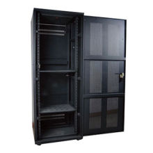 Gabinete estándar de interior de 22u de lujo de las telecomunicaciones con la puerta del acoplamiento