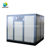 110kw 150HP save power rotary screw air compressor