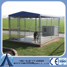 China Foldable Powdered large dog cages/ enclosures for dog / dog kennel pens factory                                                                         Quality Choice