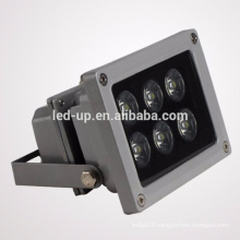 Competitive price cob 6w led wall floodlight white garden lamp lighting