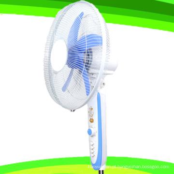 5 Lâmina 16 Polegadas 12 V DC Stand Ventilador Ventilador Solar (SB-S5-DC16D)