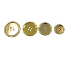 Dongguan Garment Accessory 4 trous en métal bouton