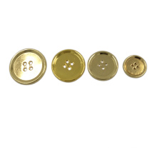 Dongguan Garment Accessory 4 Holes Metal Button