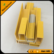 fiberglass strong reinforced pultruded frp round tube