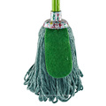 High Quality Customized Environment-friendly 100% Cotton  Floor Round Mop Head