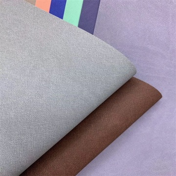 Patten Canvas PU Leather para la cubierta del cuaderno