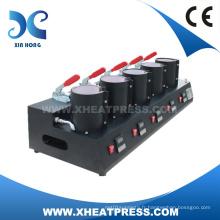 Machine de presse de chaleur Mug automatique