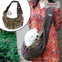 Pet Sling Bag Reversible Mode Welpen Hund Katze Tasche