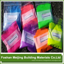 glass mosaic Glow in the dark fluoresent powder Phosphor Powder