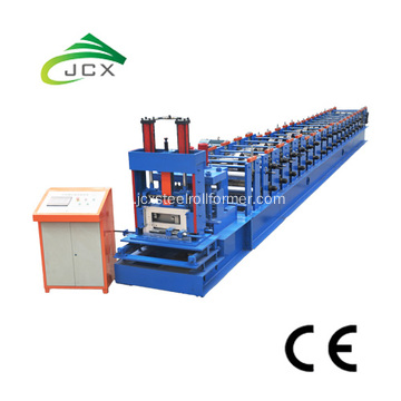 Full automatisk C Purlin Roll Forming Machine