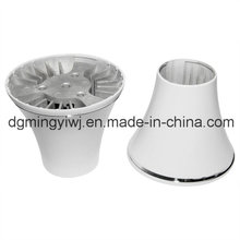 Die Casting Aluminum for LED Parts with Powder Coated Made by Mingyi Company