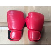 Luvas de boxe comercial competição MMA luvas de couro luvas de boxe