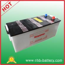 Fabrication de batterie rechargeable sèche de batterie de camion de charge d'acide de plomb de 12V 170ah N170