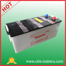 Manufacture 12V 170ah Lead Acid Dry Charge Truck Battery Heavy Duty Automotive Battery N170