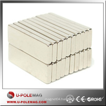 Low Price Magnet Neodymium Cube N35/F50X20X10MM Block NdFeB Magnet /High Power Magnets