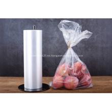Bolsa Plana de Plástico para Supermercado