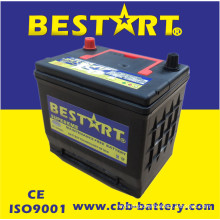 Wholesaler Price 60ah 12V SMF Auto Car Battery Vehicle 55D23-Mf