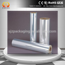 Transparent PVC Shrink Film, PET Shrink Film for labels