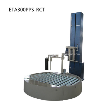 End-of-line Solution Fully Automatic Pallet Wrapper