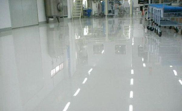 Epoxy Resin Liquid Transparent Floor Paint