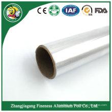 Hochwertige Aluminiumfolienrolle mit Shrink für Lebensmittel