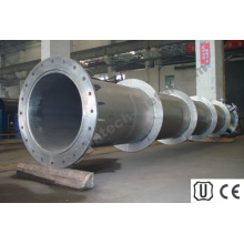 Gr2 Titanium Welded Piping for Pressure Vessel